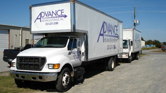 Greenville, NC Movers