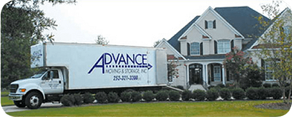27858 Greenville, NC Movers